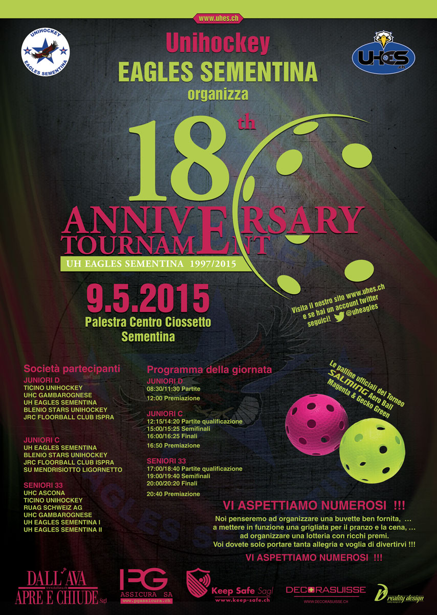Volantino 18th Anniversary Tournament