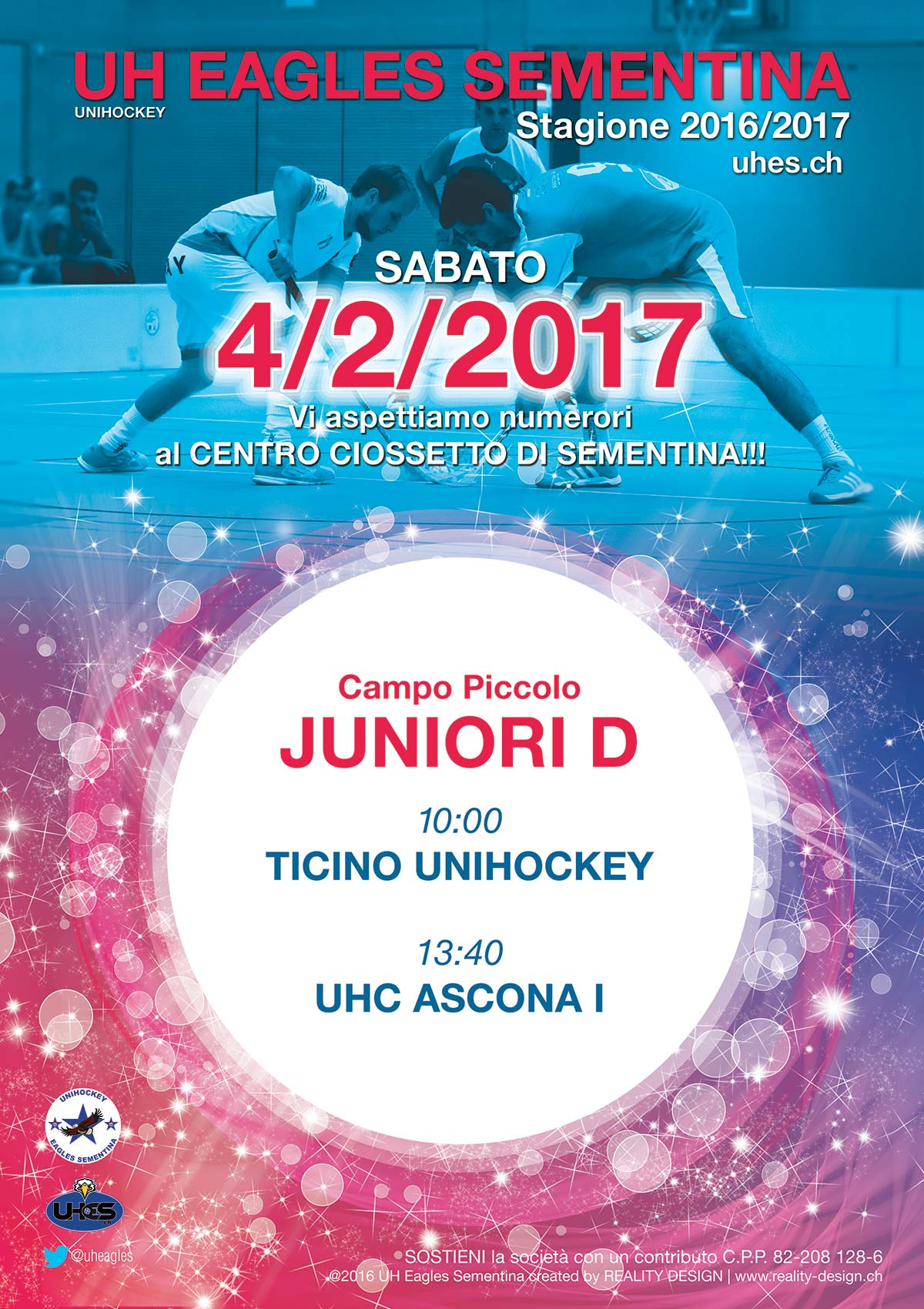 Flyer Juniori D Stagione 2016/2017
