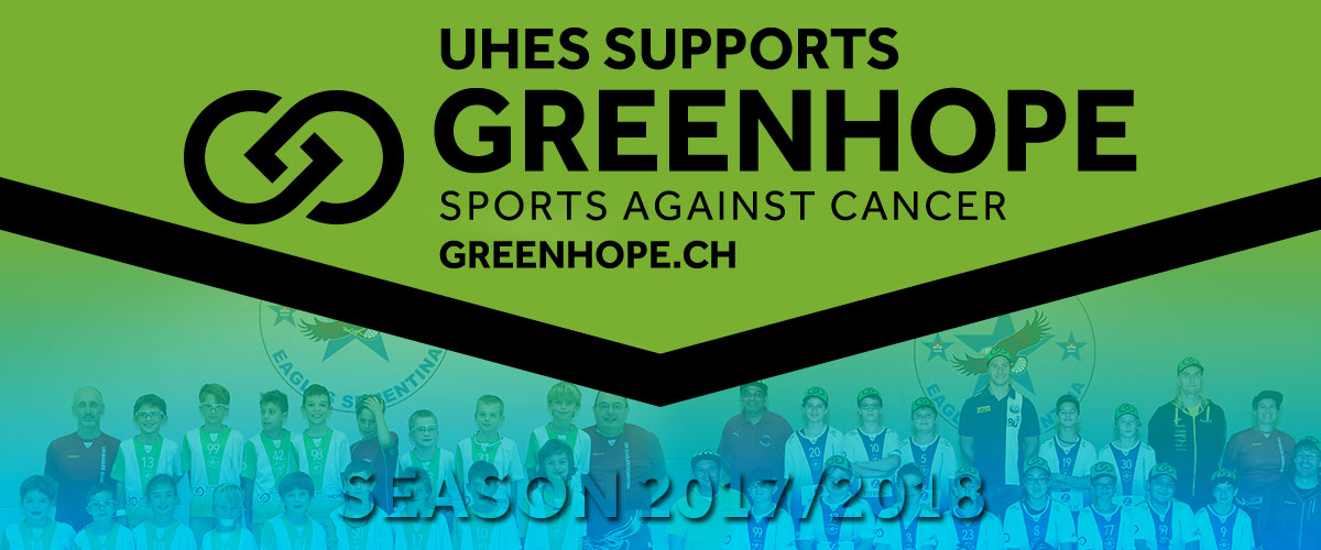 UHES Support GREENHOPE