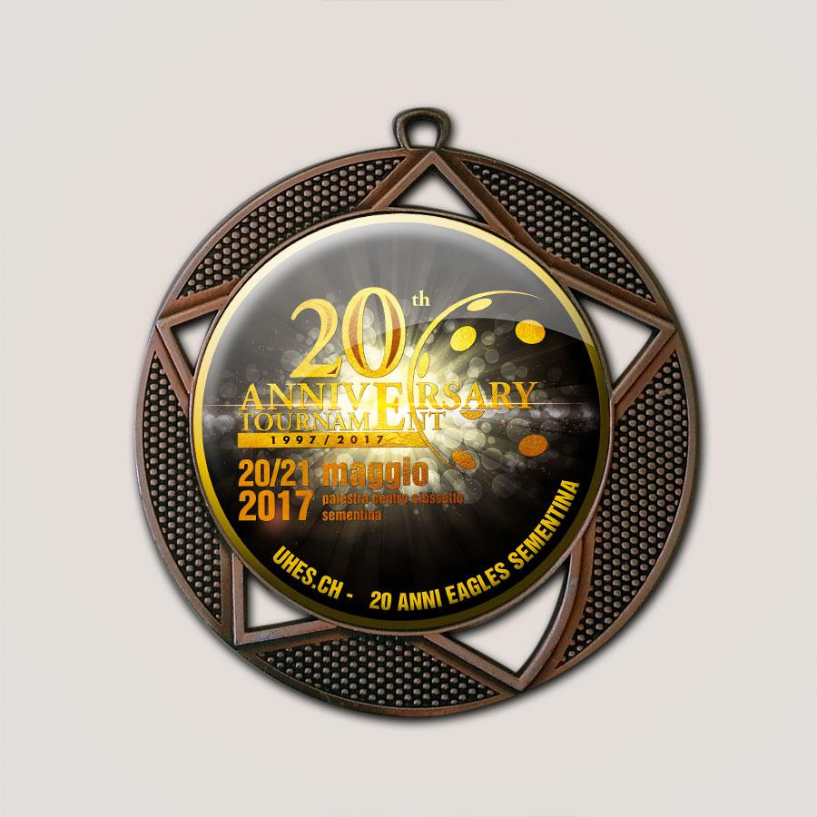 MEDAGLIA 20TH ANNIVERSARY TOURNAMENT