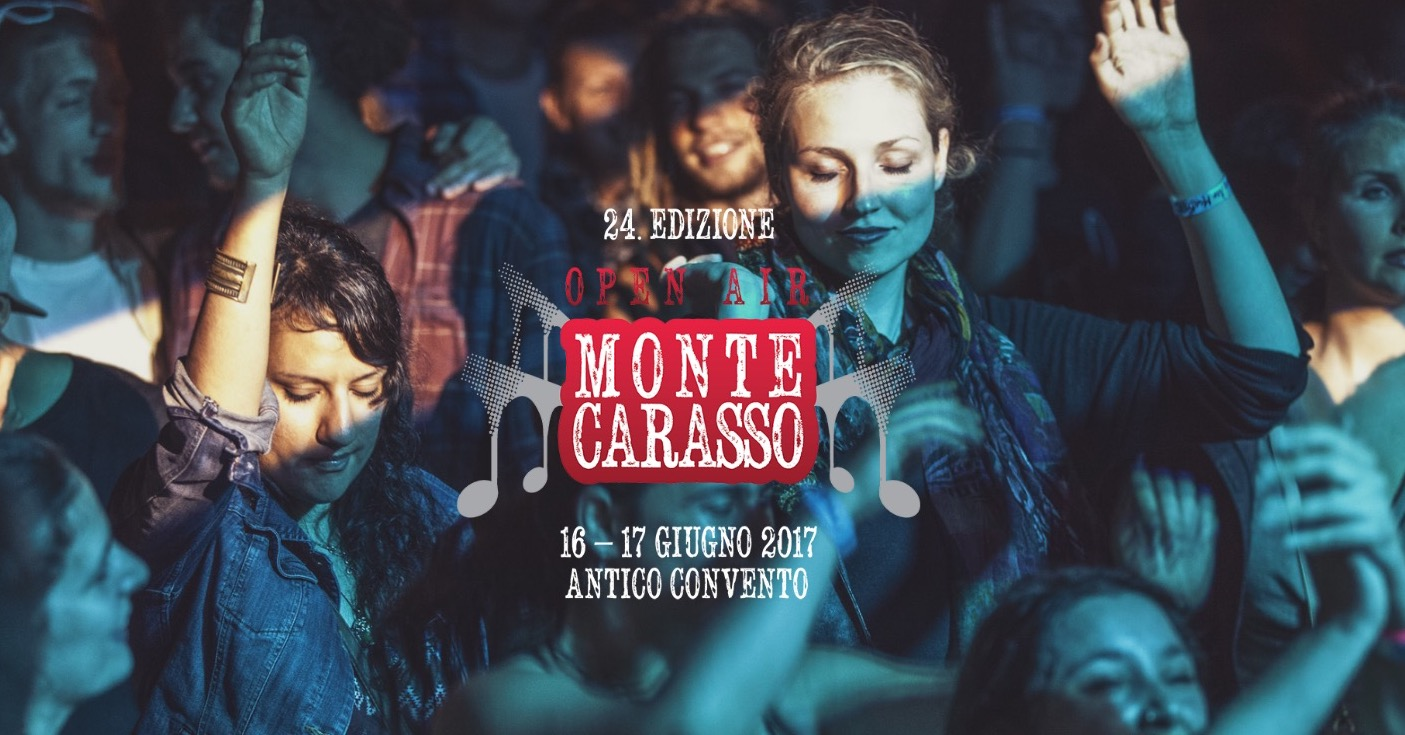 Open Air Monte Carasso 2017