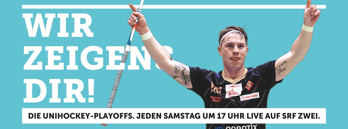 Playoff Swissunihockey